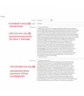 Xero Simple integration moodul