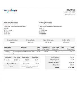 Itella SmartPost Estonia Module