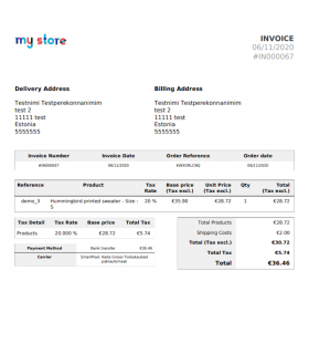 Itella SmartPost Soome pakiautomaatide moodul PrestaShop 1.7