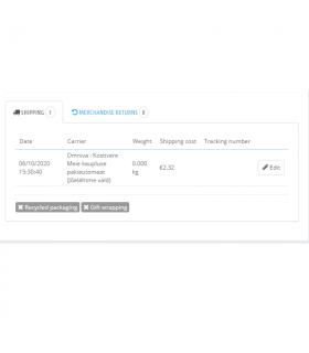 Xero Simple integration module  for PrestaShop 1.7